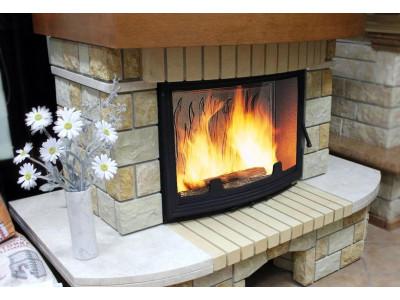 Камин для дома на дровах - купить и не ошибиться!