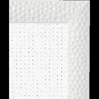 Вентиляционная решетка Kratki 11х11 Venus белая стандарт
